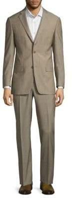 John Varvatos Classic Wool Suit