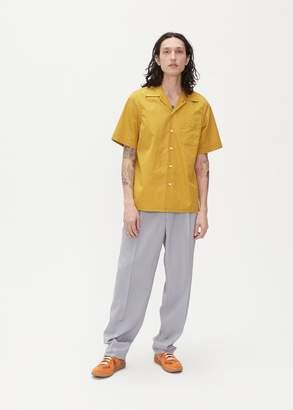 Marni Poplin Short Sleeve Shirt