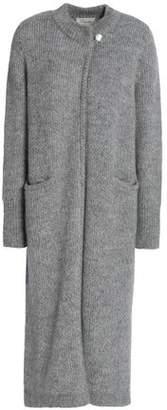 Temperley London Dawn Cocoon Wool-Blend Cardigan