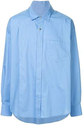 Wooyoungmi loose fit shirt