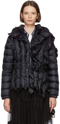 Simone Rocha Moncler Genius 4 Moncler Black Down Darcy Jacket