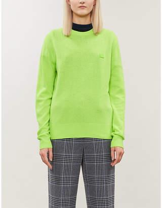 Acne Studios Nalon wool jumper