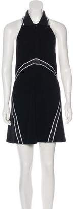 Chanel Sport Halter Dress