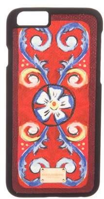Dolce & Gabbana Floral iPhone 6 Case