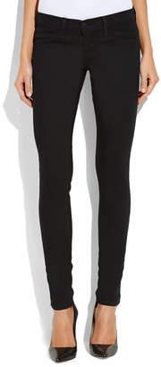 Flying Monkey Black Faux Pocket Skinny Jeans