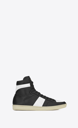 97548bde45 Saint Laurent Black Leather Shoes For Men - ShopStyle UK