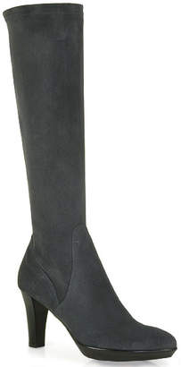 Aquatalia by Marvin K Rhumba - Stretch Suede Tall Boot