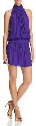 Ramy Brook Selene High-Neck Dress