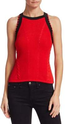Rag & Bone Brandy Ribbed Knit Tank