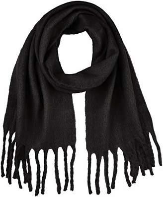 Vero Moda Women's Vmcarla Long Scarf Noos Black