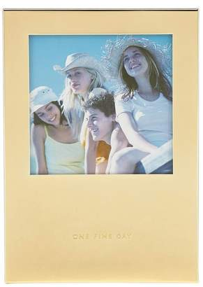 Kate Spade One Fine Day Picture Frame