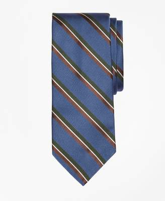 Brooks Brothers Split Bar Stripe Tie