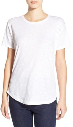 Women's Madewell 'Whisper' Cotton Crewneck Tee $19.50 thestylecure.com