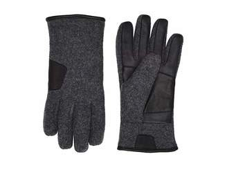 UGG Fabric Leather Tech Gloves