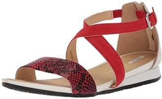 Geox Women's Formosa 15 Flat Sandal