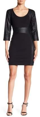 Tart Roxy Laser Cut Dress