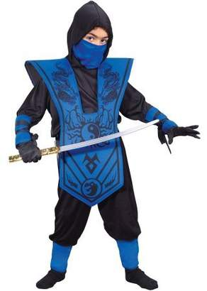 Fun World Costumes Fun World Complete Ninja Child Costume Medium