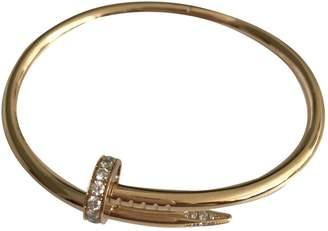 Cartier Juste un Clou Gold Pink gold Bracelets