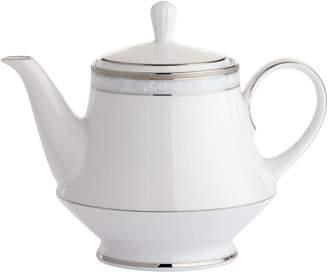 Noritake Hampshire Platinum Coffee & Teapot