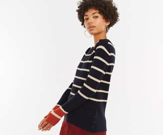 Oasis Kirsty Stripe Perfect Crew Jum