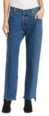 Vetements Rework Pushup Jeans