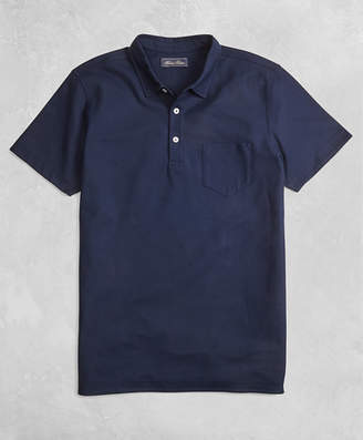 Brooks Brothers Golden Fleece Short-Sleeve Polo Shirt
