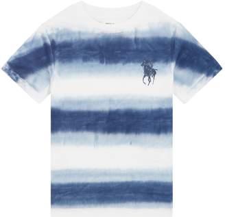 Ralph Lauren Big Polo Pony Tie Dye T-Shirt