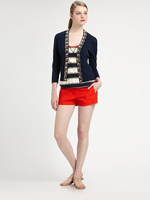 Tory Burch Isabel Cardigan