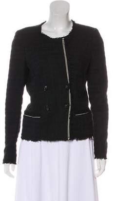 Etoile Isabel Marant Tweed Double-Breasted Blazer