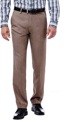 Haggar Performance Slim-Fit Microfiber Pants - Big & Tall