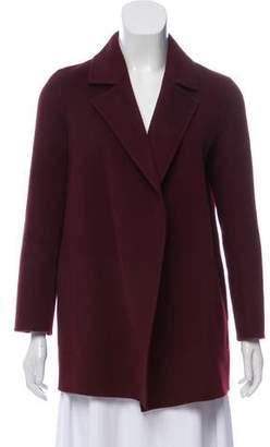 Theory Short Wool Coat