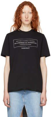 Yang Li Black Alternative Discography T-Shirt