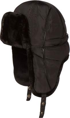 at Amazon Canada · Sakkas 1768 - Victor Adjustable Aviator Trapper Ushanka  Hat Warm Faux Fur and Nylon - xl c4748cd273c
