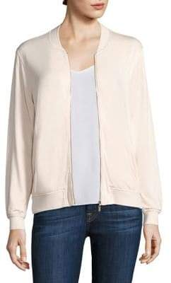 Tart Hollice Zip-Up Bomber Jacket