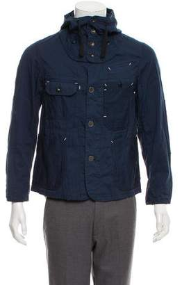 Engineered Garments Button-Up Utility Jacket