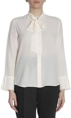 European Culture Shirt Shirt Women