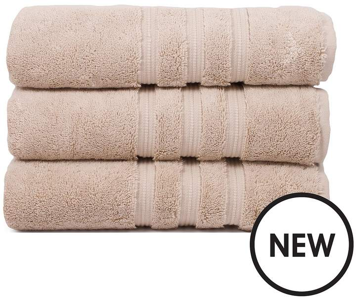 Luxury Ultra Loft Pima Cotton 800 Gsm Towel Range – Natural