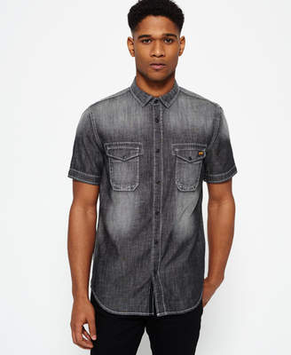 Superdry Slim Biker Shirt