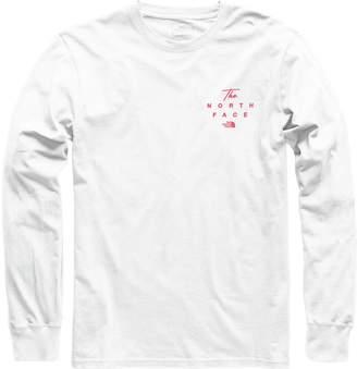 The North Face 90's Script Long-Sleeve T-Shirt - Men's