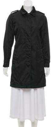 Prada Lightweight Trench Coat