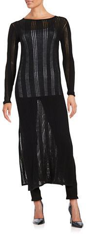 DKNYDkny Ribbed Maxi Dress