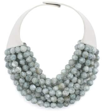 Fairchild Baldwin Bella Multi-Strand Resin Bead Necklace
