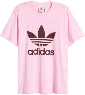 adidas Tie Dye Logo T-Shirt