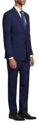 Emporio Armani G Line Regular-Fit Wool Suit
