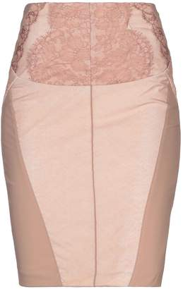 Elisabetta Franchi GOLD Knee length skirts
