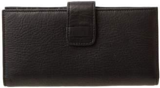 Tusk Donington Gold Slim Clutch Wallet CD-455 Wallet
