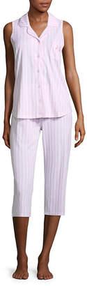 Laura Ashley Capri Pajama Set
