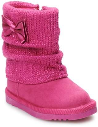 Jumping Beans Odessa Toddler Girls' Sweater Boots