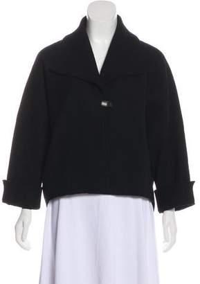 Oska Collared Wool Jacket