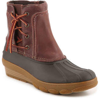 Sperry Saltwater Spray Wedge Duck Boot - Women's